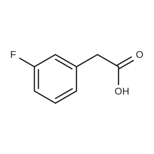 2-(3-Fluorophenyl)acetic acid