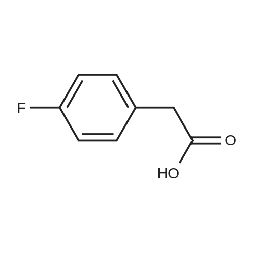 2-(4-Fluorophenyl)acetic acid