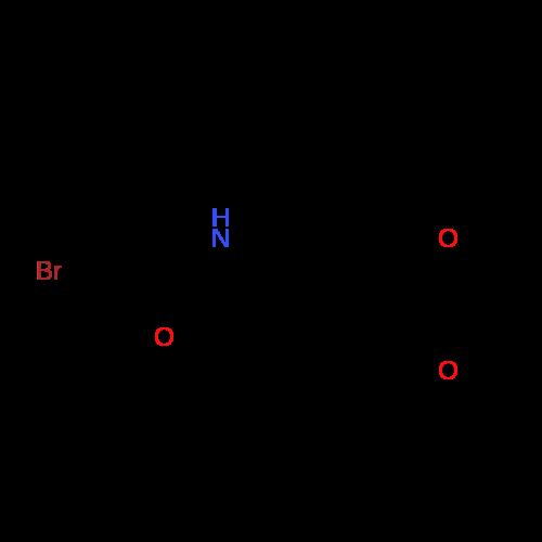 2-Bromo-N-(2,3-dihydrobenzo[b][1,4]dioxin-6-yl)propanamide