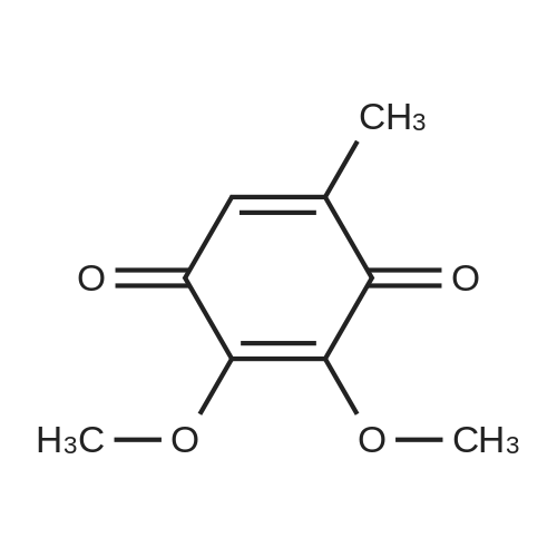 2,3-Dimethoxy-5-methylcyclohexa-2,5-diene-1,4-dione