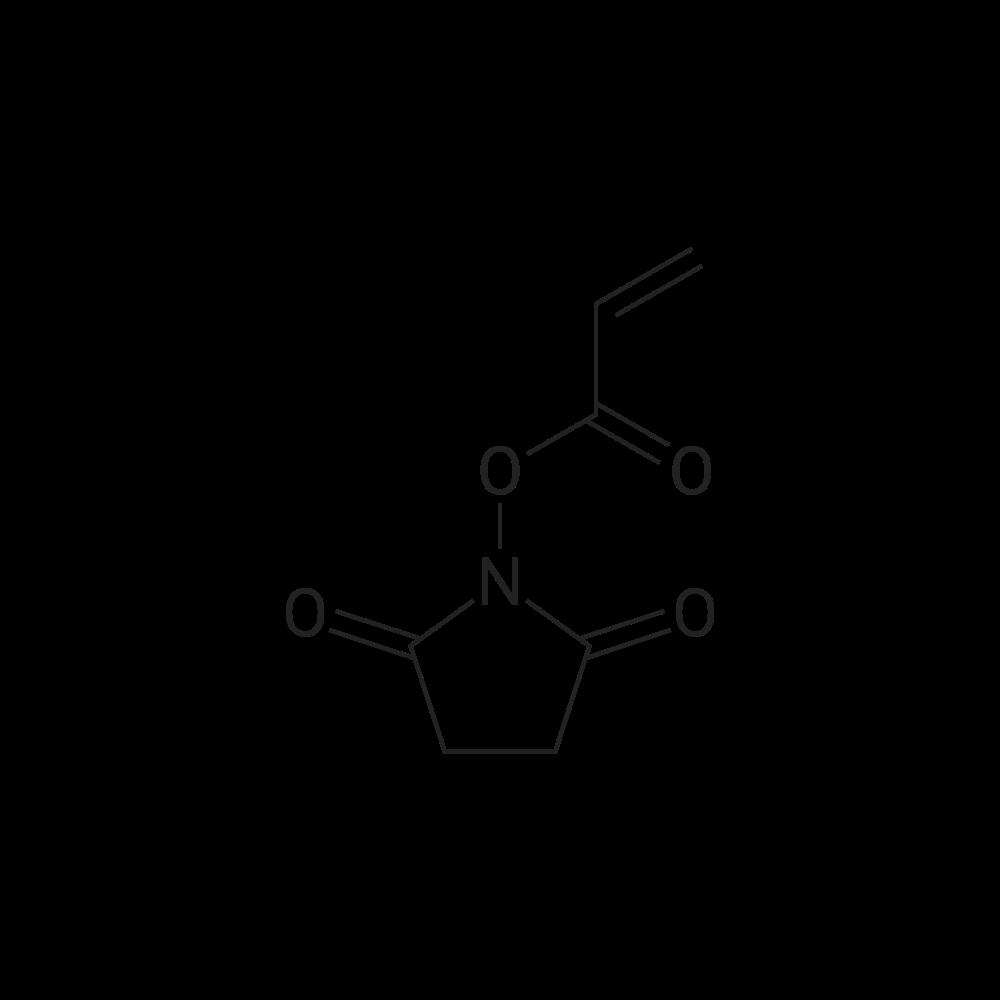 2,5-Dioxopyrrolidin-1-yl acrylate