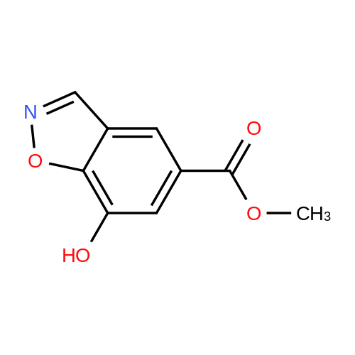Methyl 7-hydroxybenzo[d]isoxazole-5-carboxylate