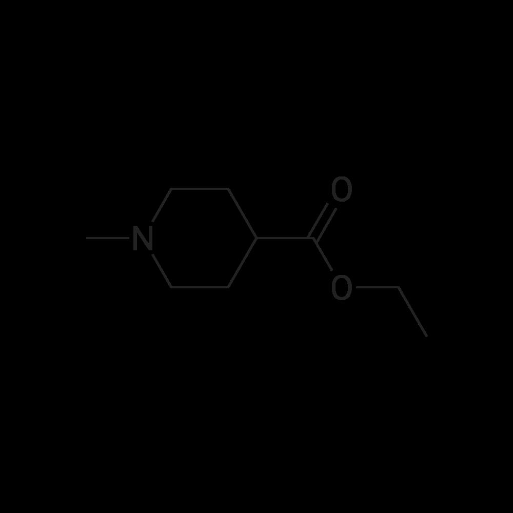 Ethyl 1-methylpiperidine-4-carboxylate