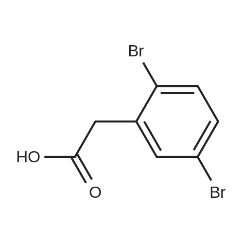 2-(2,5-Dibromophenyl)acetic acid