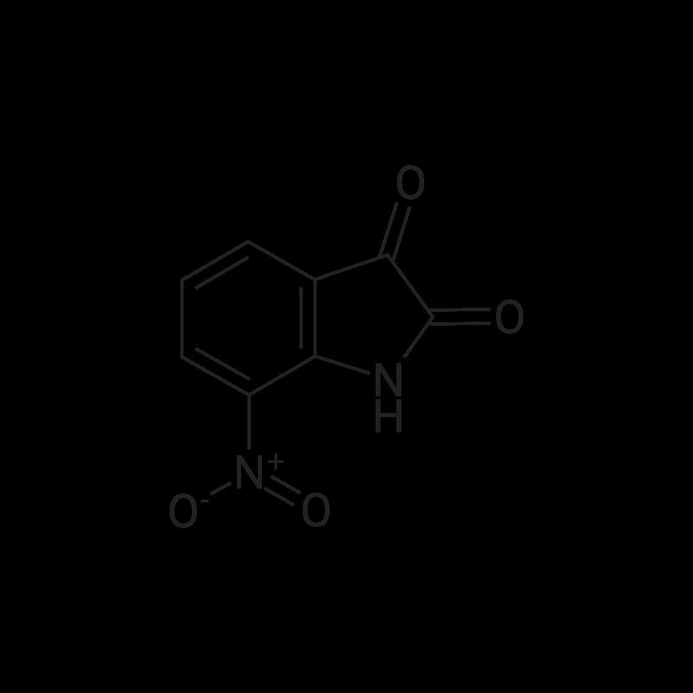 7-Nitroindoline-2,3-dione