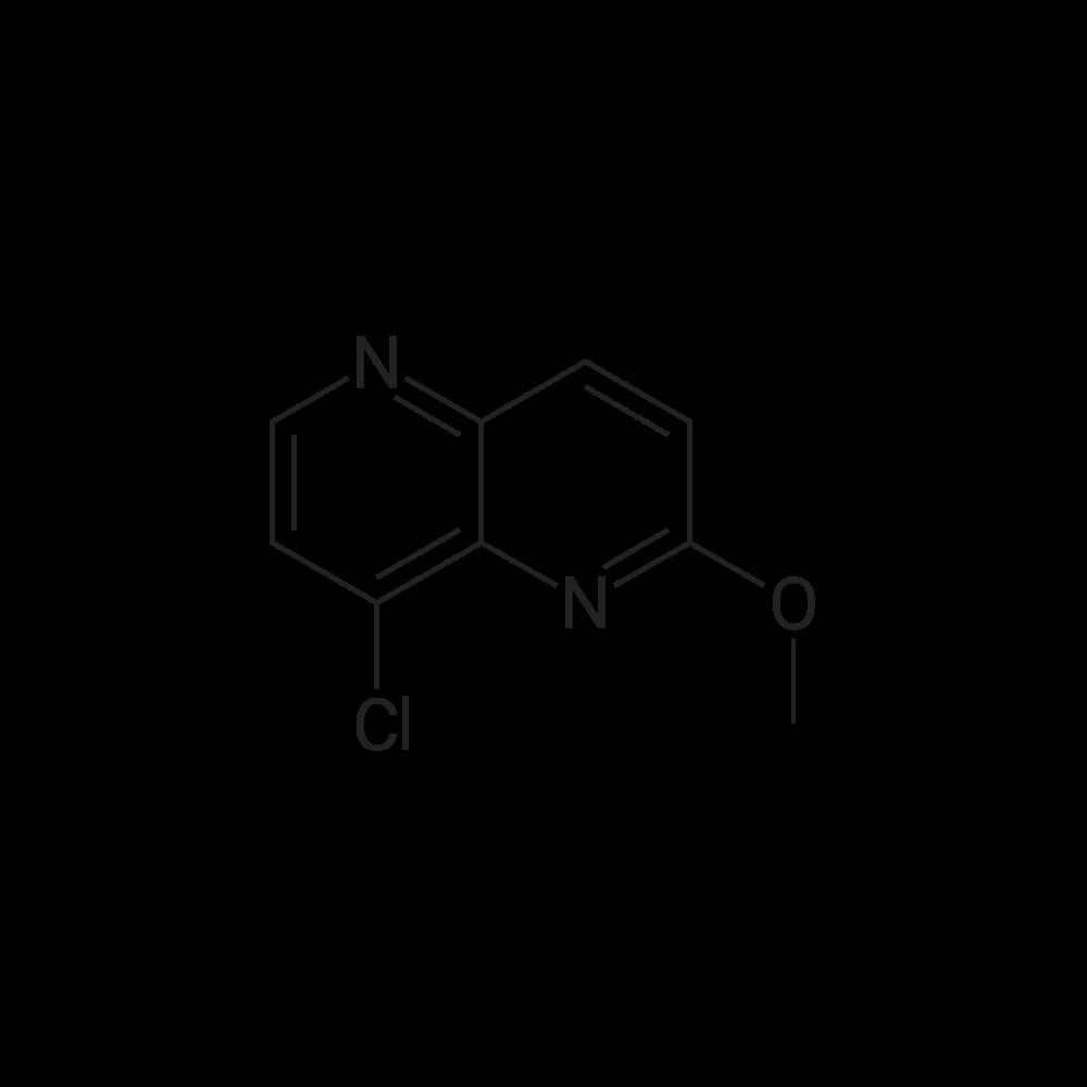 8-Chloro-2-methoxy-1,5-naphthyridine