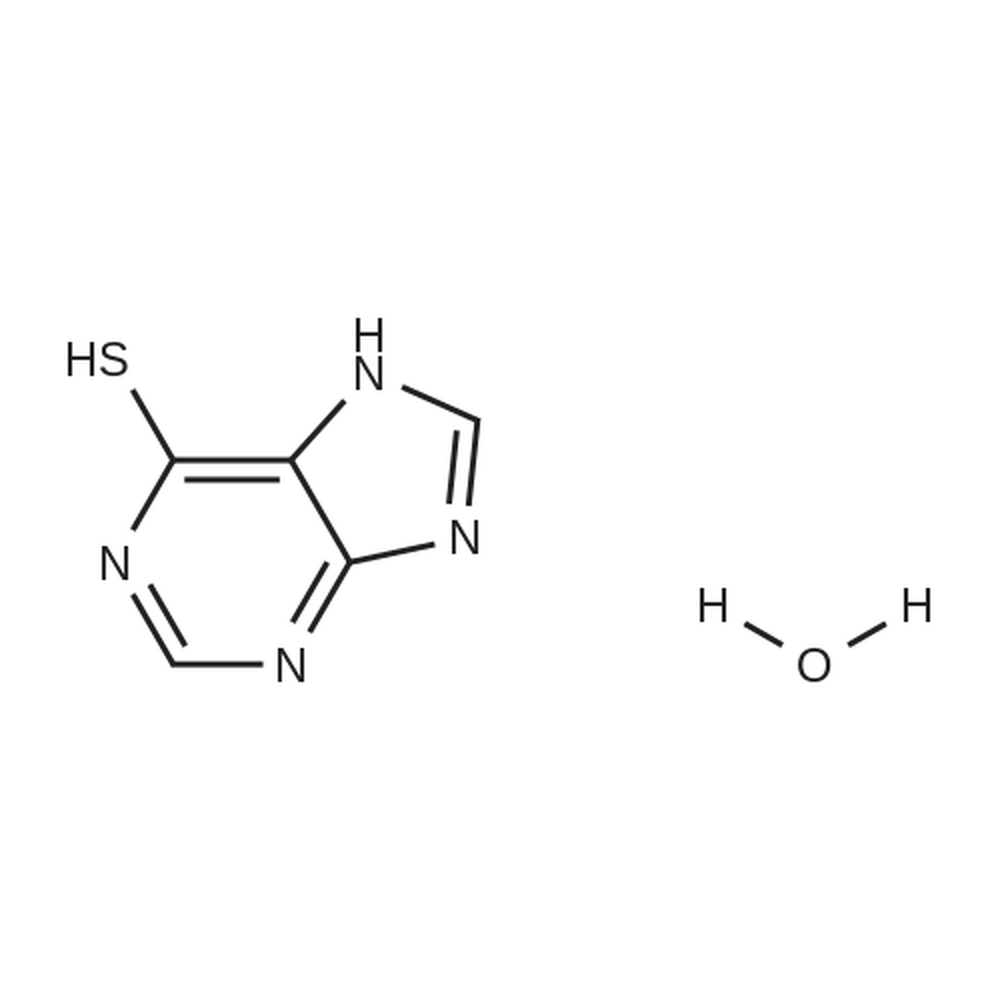 6-Mercaptopurine monohydrate