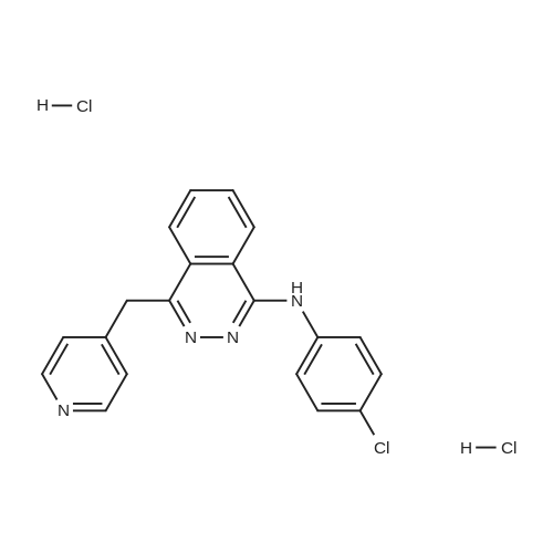 Vatalanib Dihydrochloride