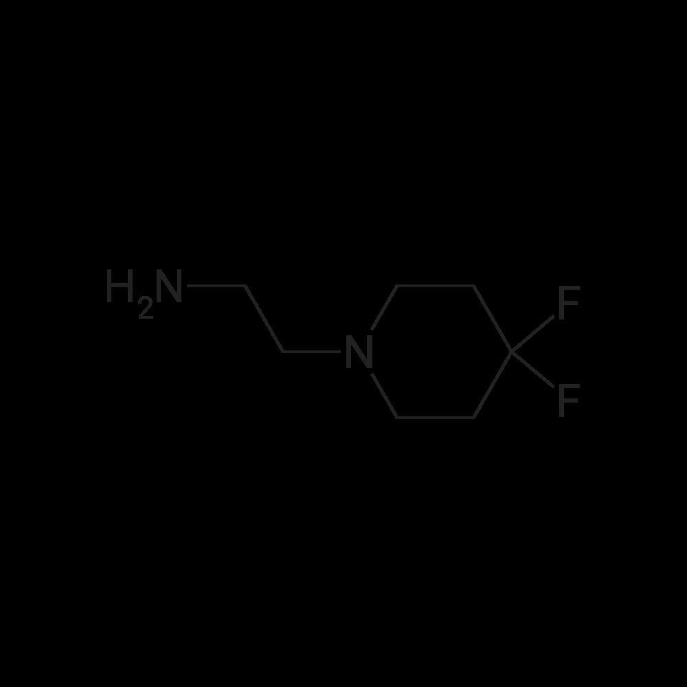 2-(4,4-Difluoropiperidin-1-yl)ethanamine