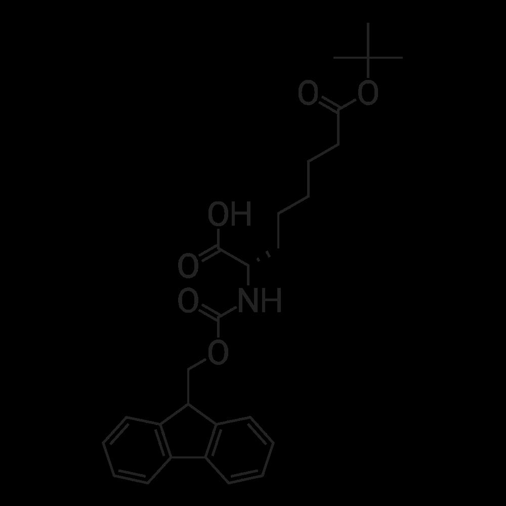 (S)-2-((((9H-Fluoren-9-yl)methoxy)carbonyl)amino)-8-(tert-butoxy)-8-oxooctanoic acid