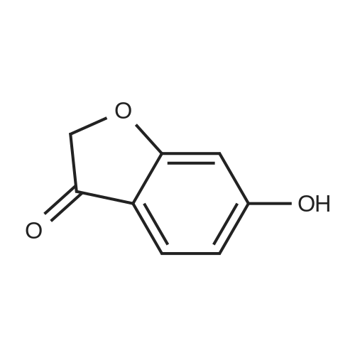6-Hydroxybenzofuran-3(2H)-one