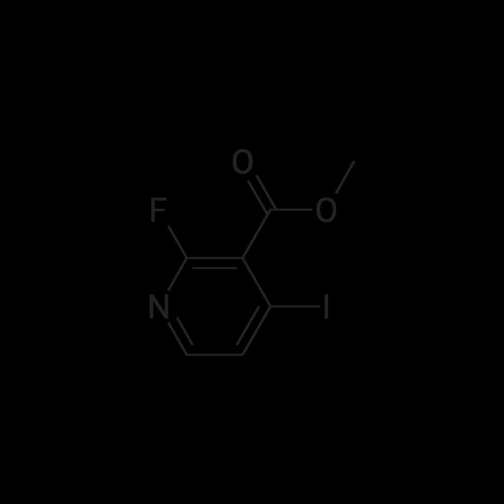 Methyl 2-fluoro-4-iodonicotinate