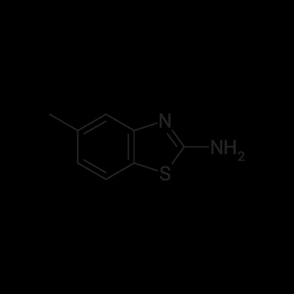 2-Amino-5-methylbenzothiazole
