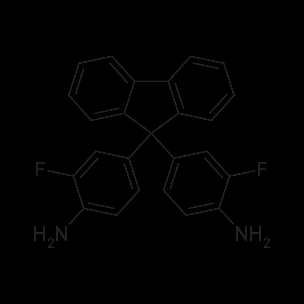 4,4'-(9H-Fluorene-9,9-diyl)bis(2-fluoroaniline)