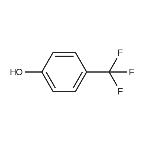 Chemical Structure  402-45-9
