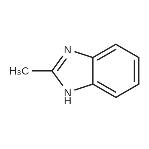 2-Methyl-1H-benzo[d]imidazole