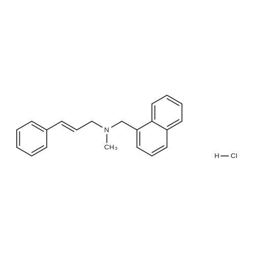Naftifine hydrochloride