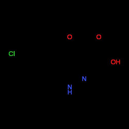 6-Chloro-4-oxo-1,4-dihydrocinnoline-3-carboxylic acid