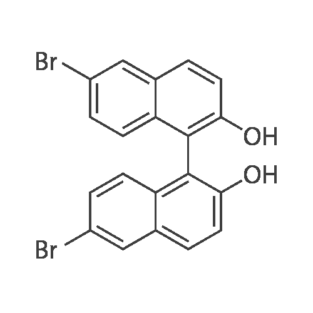 6,6'-Dibromo[1,1'-binaphthalene]-2,2'-diol