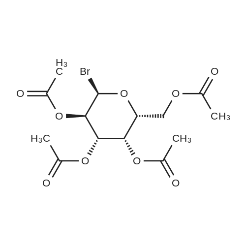 2,3,4,6-Tetra-O-acetyl-α-D-galactopyranosyl bromide
