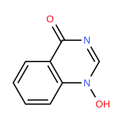1-Hydroxyquinazolin-4(1H)-one