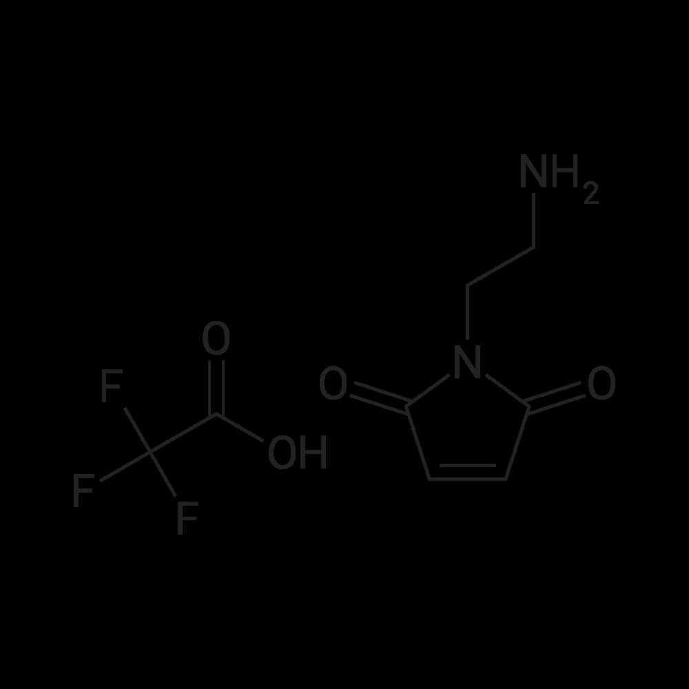 1-(2-Aminoethyl)-1H-pyrrole-2,5-dione 2,2,2-trifluoroacetate