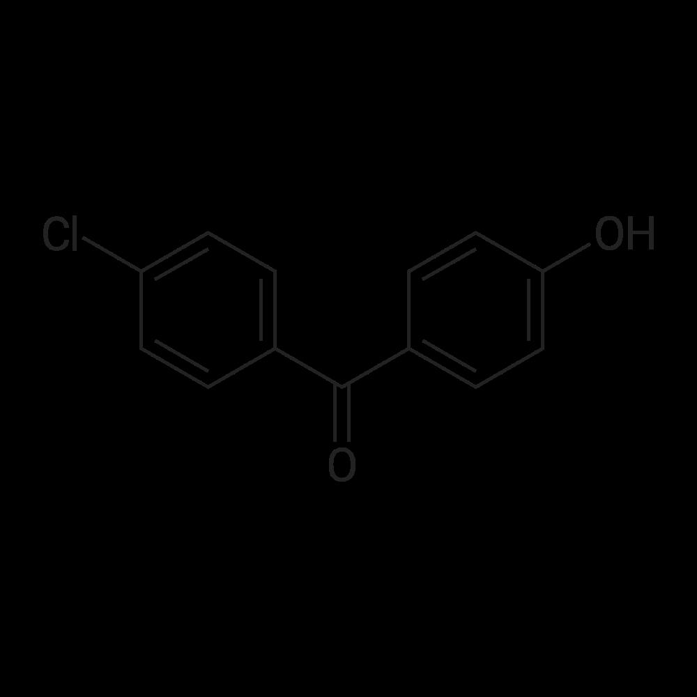 (4-Chlorophenyl)(4-hydroxyphenyl)methanone
