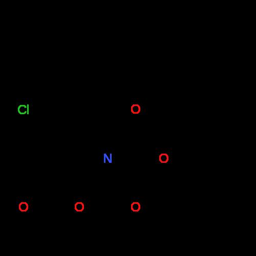 tert-Butyl 4-(2-chlorophenyl)-2,6-dioxo-1,3-oxazinane-3-carboxylate