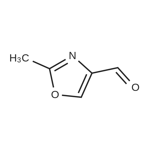 2-Methyloxazole-4-carbaldehyde