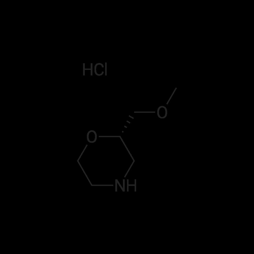 (S)-2-(Methoxymethyl)morpholine hydrochloride