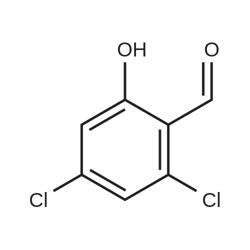 2,4-Dichloro-6-hydroxybenzaldehyde