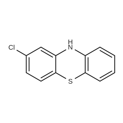 Chemical Structure| 92-39-7
