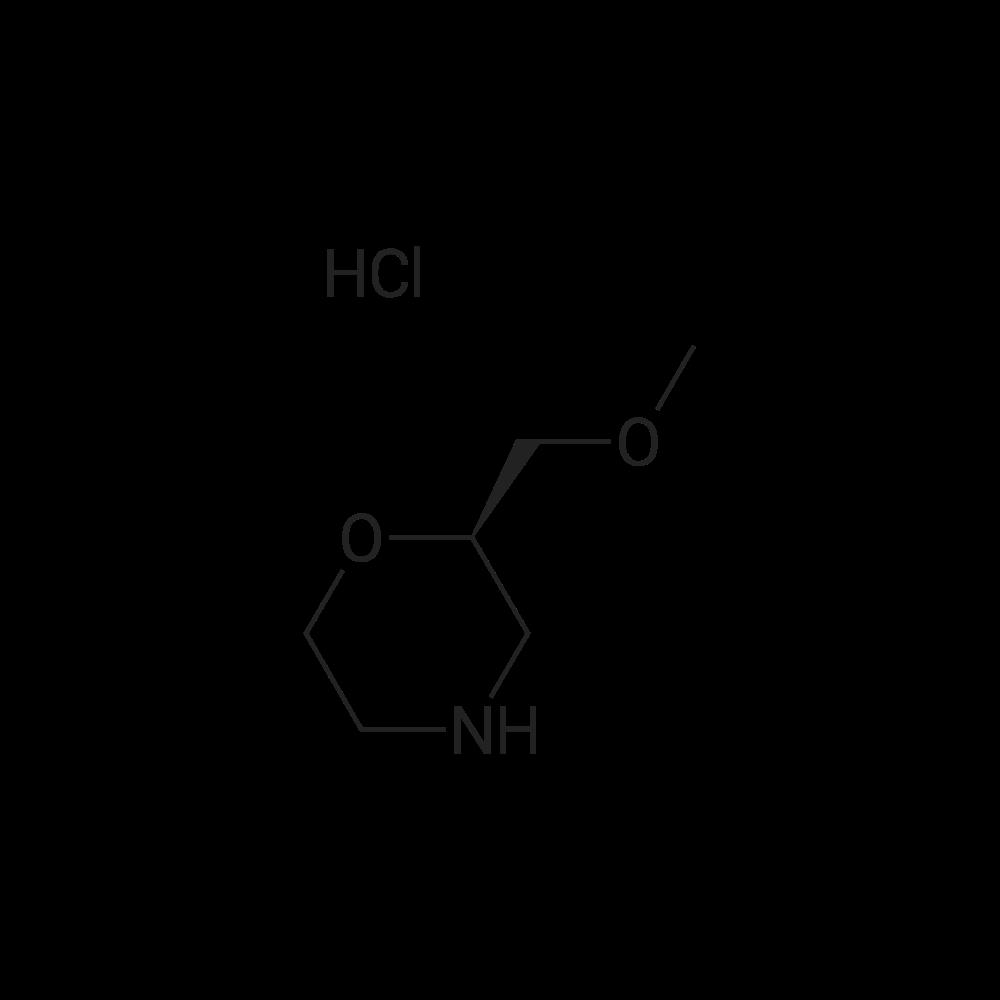 (R)-2-(Methoxymethyl)morpholine hydrochloride