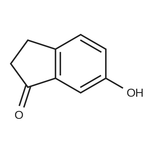 6-Hydroxy-2,3-dihydro-1H-inden-1-one