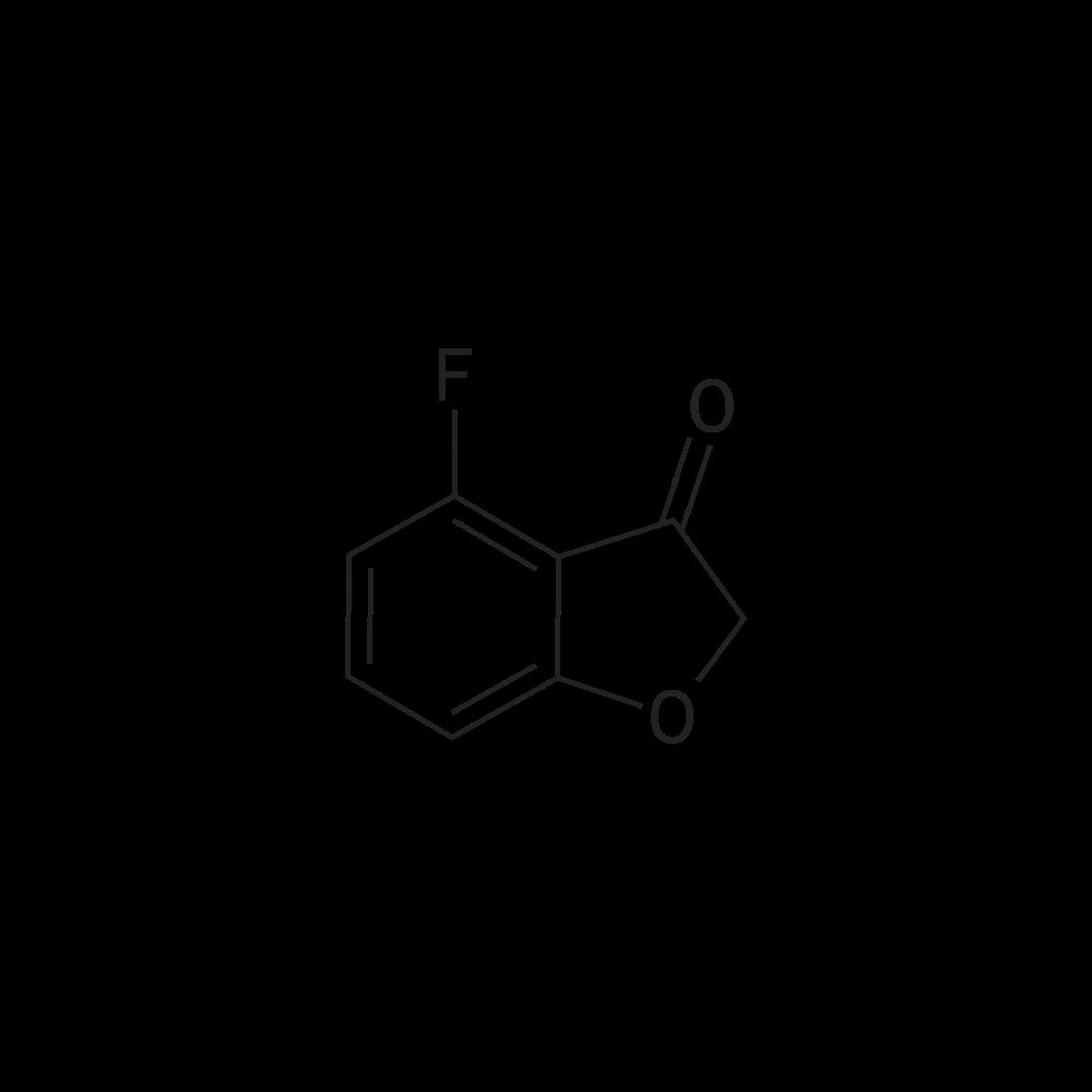4-Fluorobenzofuran-3(2H)-one