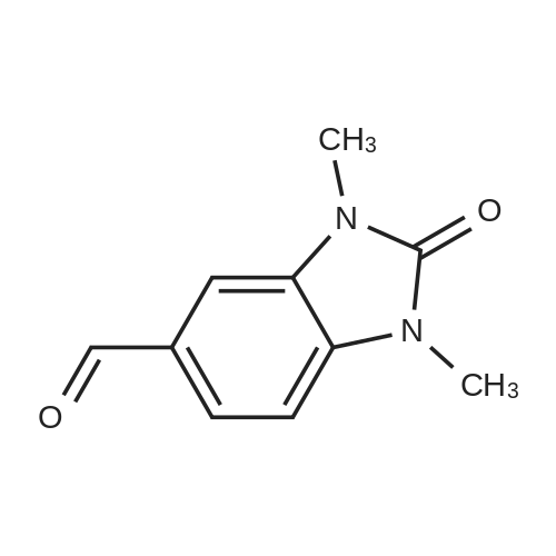 1,3-Dimethyl-2-oxo-2,3-dihydro-1H-benzo[d]imidazole-5-carbaldehyde