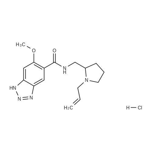 Alizapride Hydrochloride