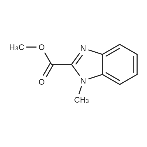 Methyl 1-methyl-1H-benzo[d]imidazole-2-carboxylate