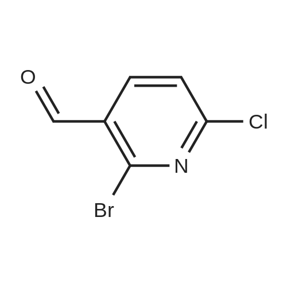 2-Bromo-6-chloronicotinaldehyde