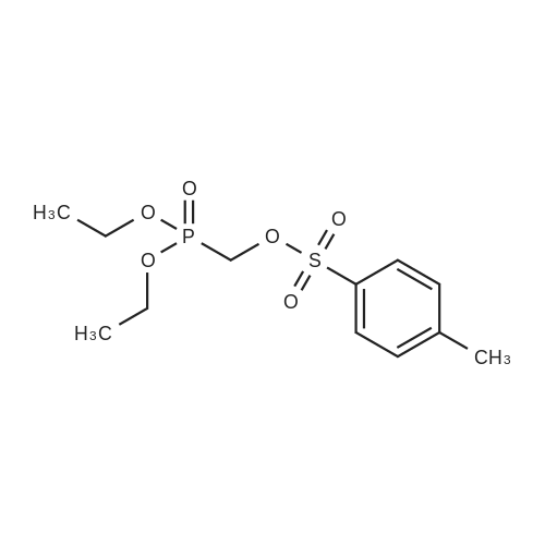 (Diethoxyphosphoryl)methyl 4-methylbenzenesulfonate