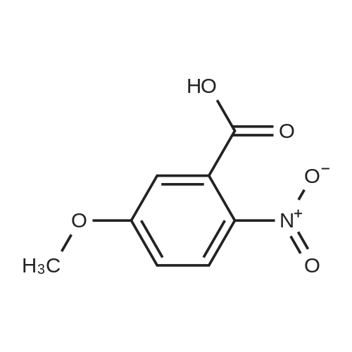 5-Methoxy-2-nitrobenzoic acid