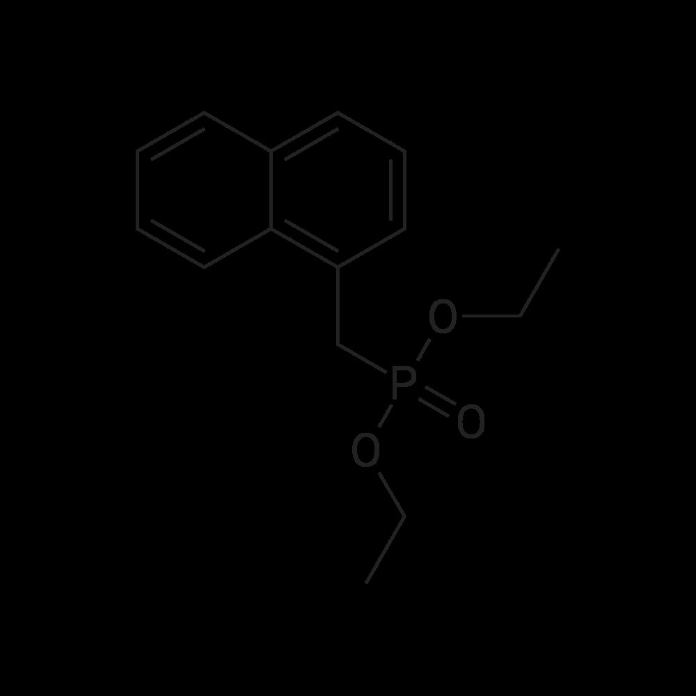 Diethyl (naphthalen-1-ylmethyl)phosphonate
