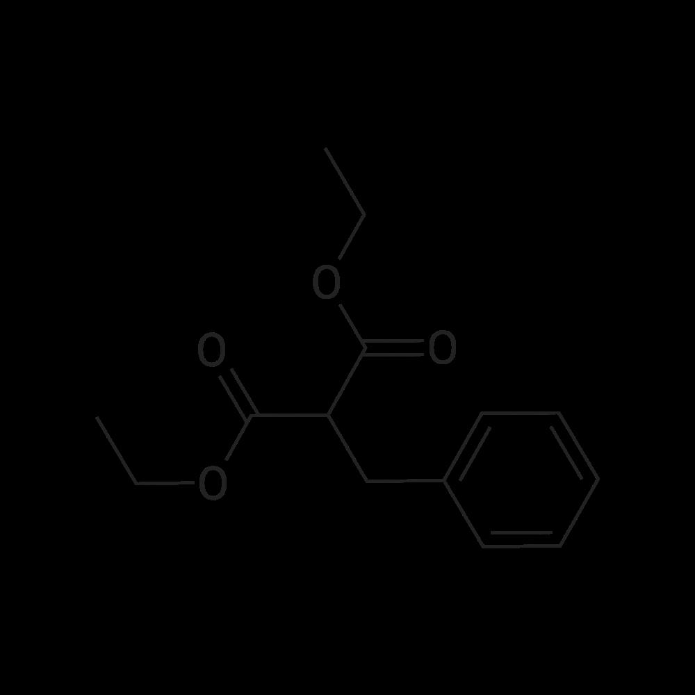 Diethyl benzylmalonate