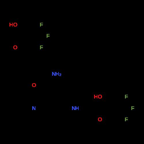 (3R,4R)-4-(Azetidin-1-yl)piperidine-3-carboxamide bis(2,2,2-trifluoroacetate)