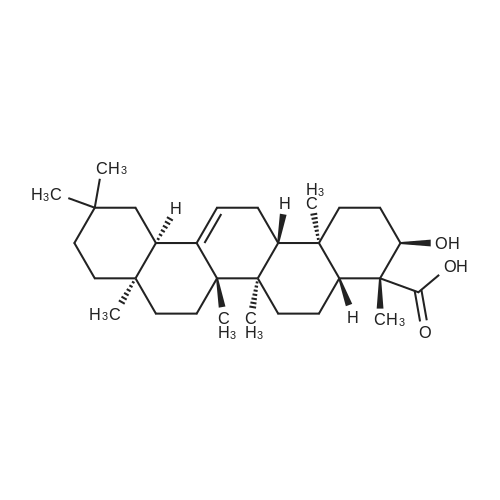 Chemical Structure| 471-66-9
