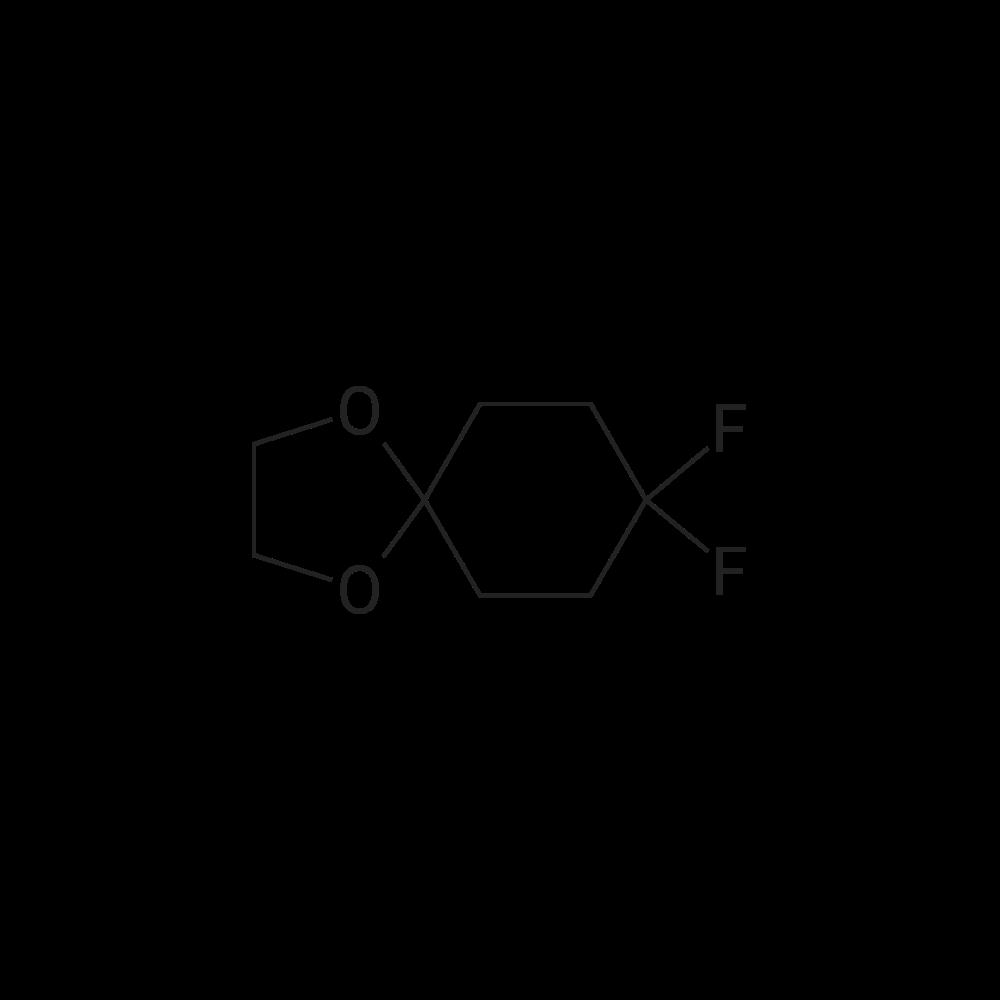 8,8-Difluoro-1,4-dioxaspiro[4.5]decane