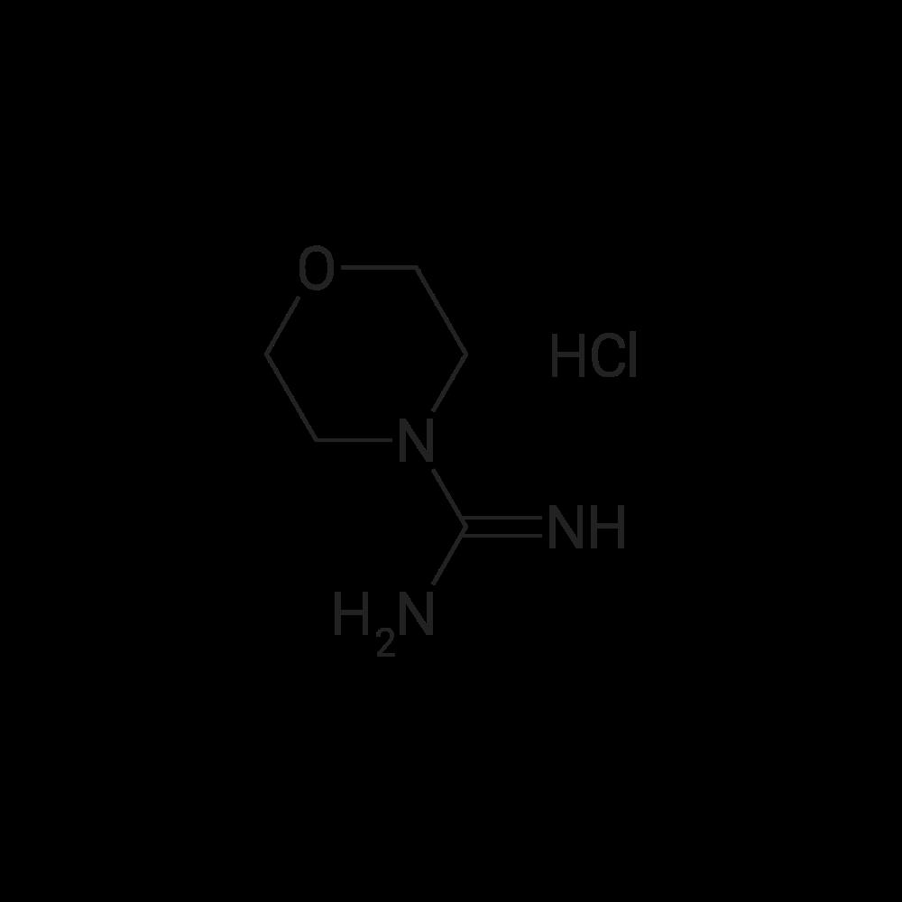 Morpholine-4-carboximidamide hydrochloride