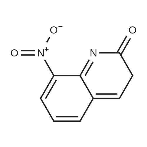 8-Nitroquinolin-2(1H)-one