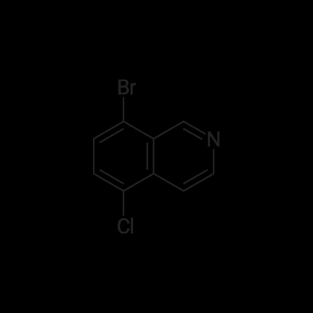 8-Bromo-5-chloroisoquinoline