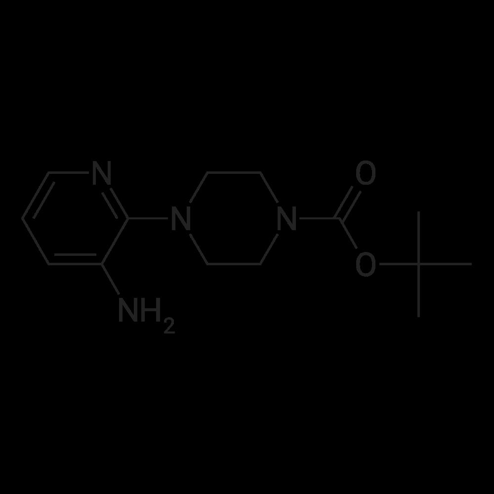 1-Boc-4-(3-Aminopyridin-2-yl)piperazine